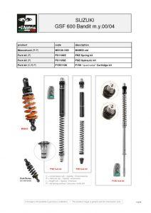 thumbnail of Suzuki GSF 600 Bandit 00-04 web