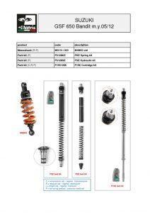 thumbnail of Suzuki GSF 650 Bandit 05-12 web