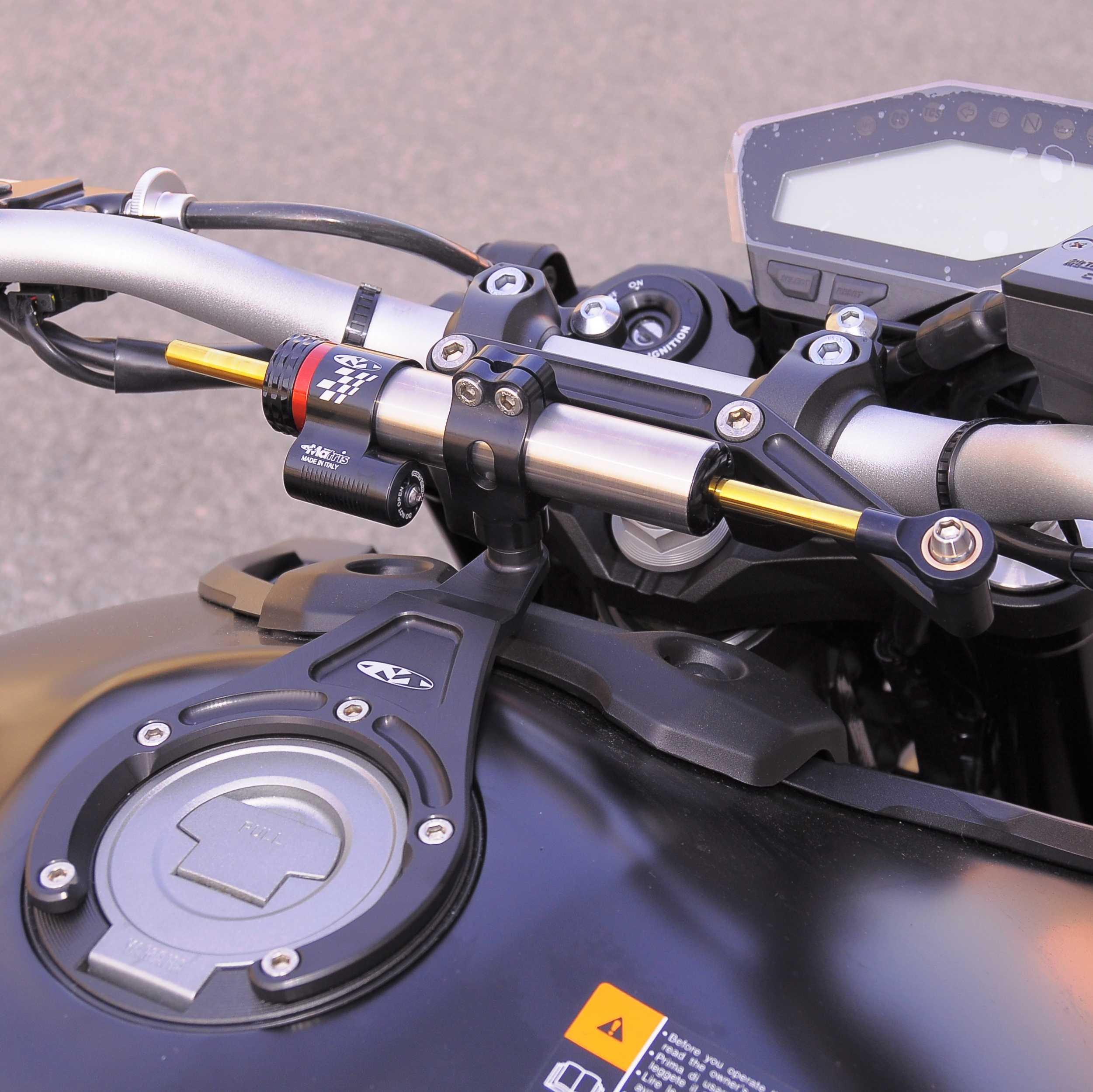 Honda Dealers In Ma U003eu003e Yamaha MT 09 My 17   Matris Dampers