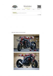 thumbnail of WESLAKE Special Triumph by OliviMotori