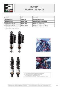 thumbnail of Honda Z125 Monkey 18 web