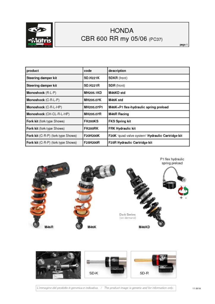 thumbnail of Honda CBR 600 RR 05-06 web