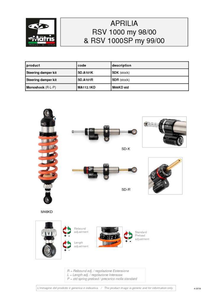 thumbnail of Aprilia RSV 1000 98-00 & RSV 1000SP 99-00 web