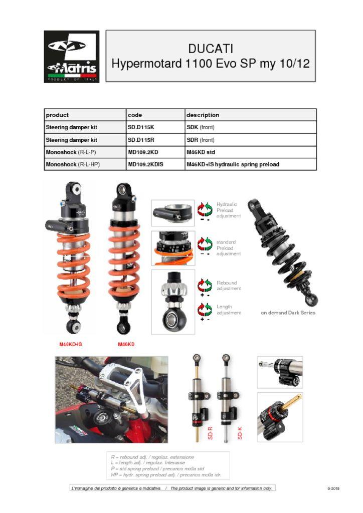 thumbnail of Ducati Hypermotard 1100 Evo SP 10-12 web