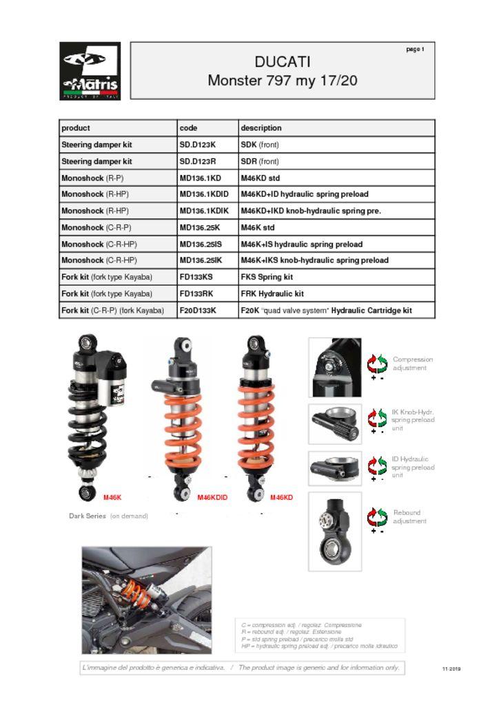 thumbnail of Ducati Monster 797 17-20 web