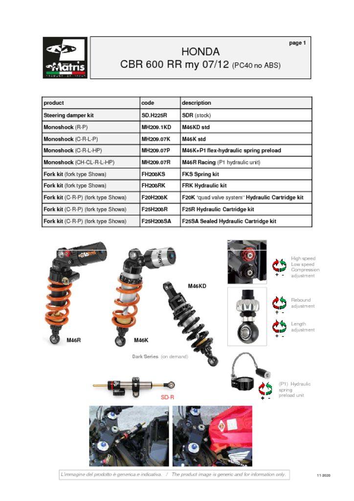 thumbnail of Honda CBR 600 RR 07-12 web