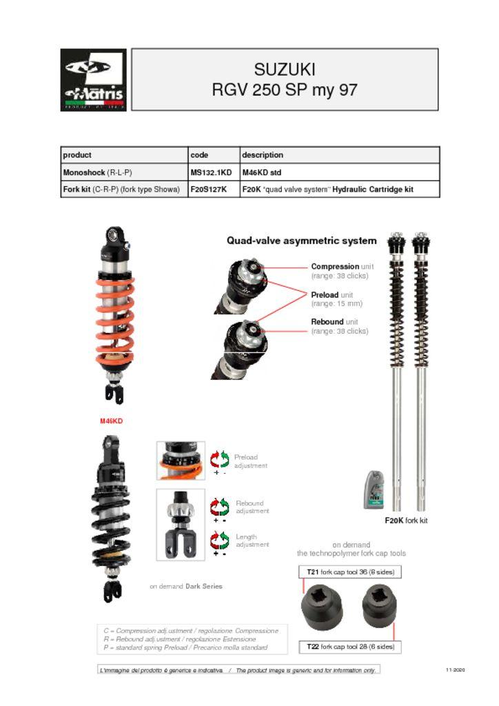 thumbnail of Suzuki RGV 250 SP 97 web