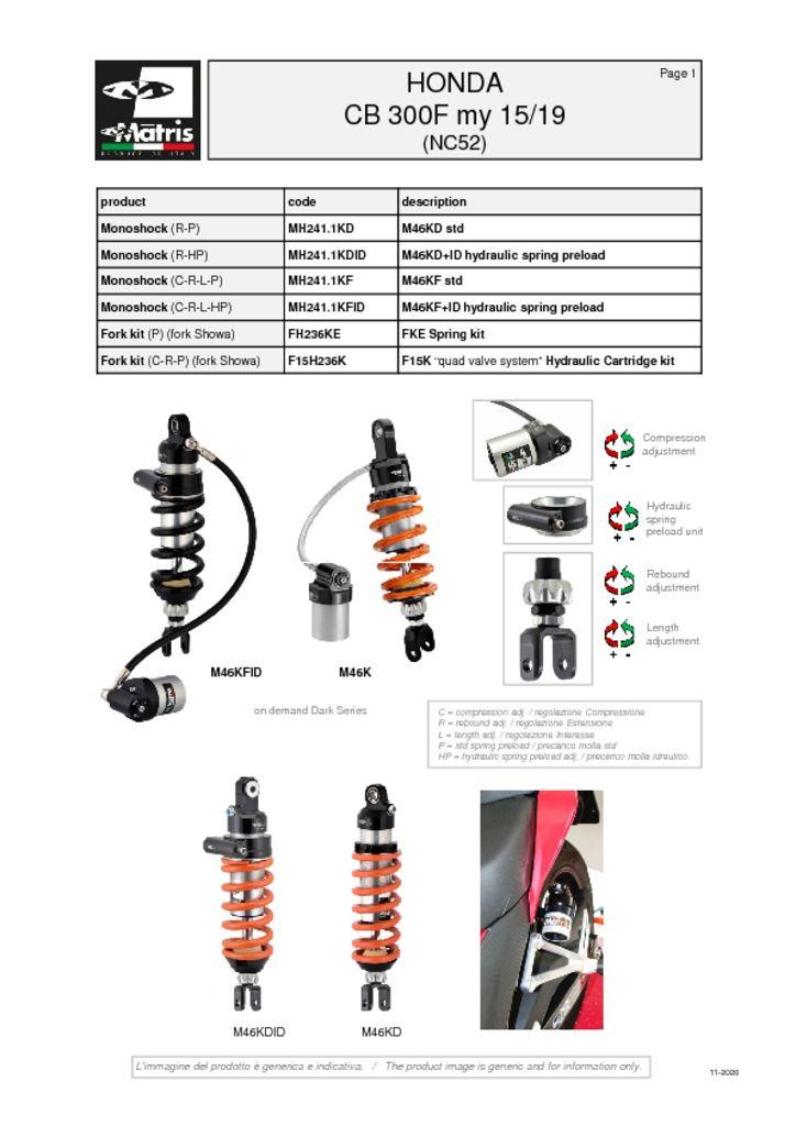 thumbnail of Honda CB 300F 15-19 web