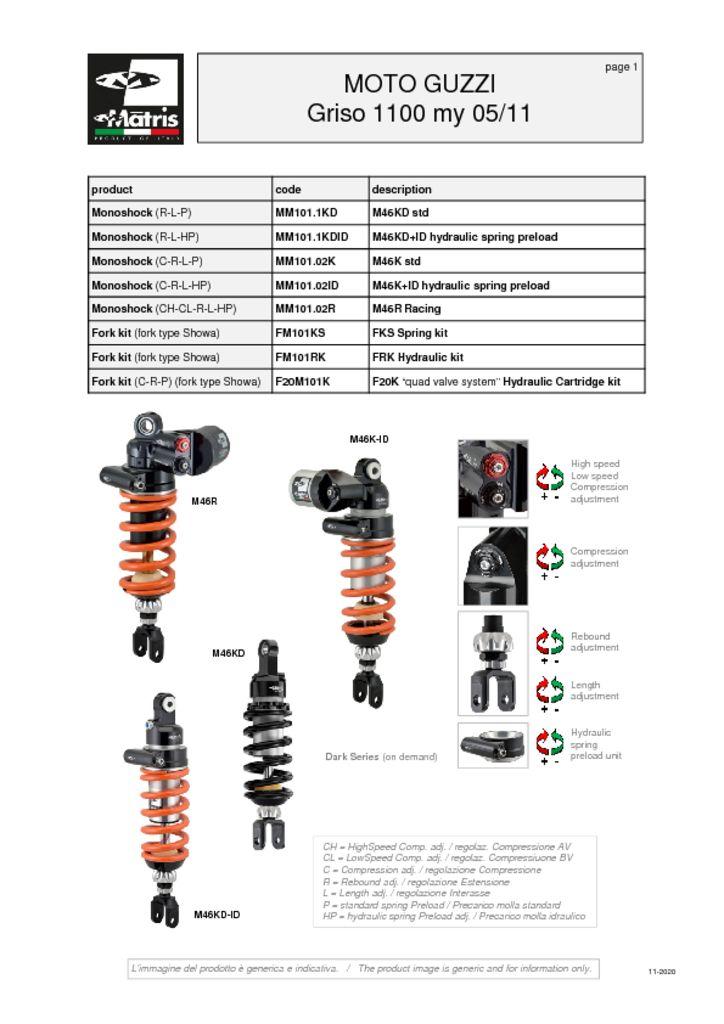 thumbnail of Moto Guzzi Griso 1100 05-11 web