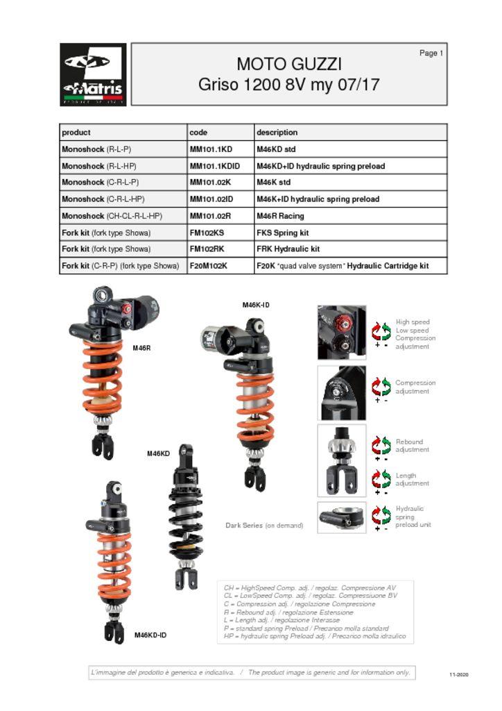 thumbnail of Moto Guzzi Griso 1200 8V 07-17 web