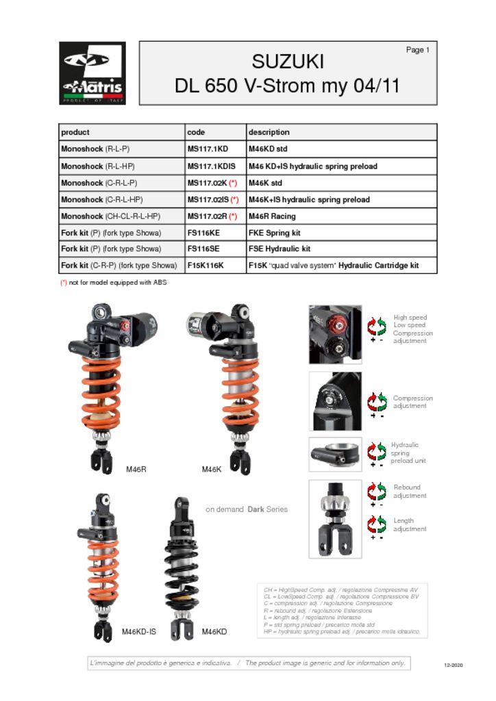 thumbnail of Suzuki DL 650 VStrom 04-11 web