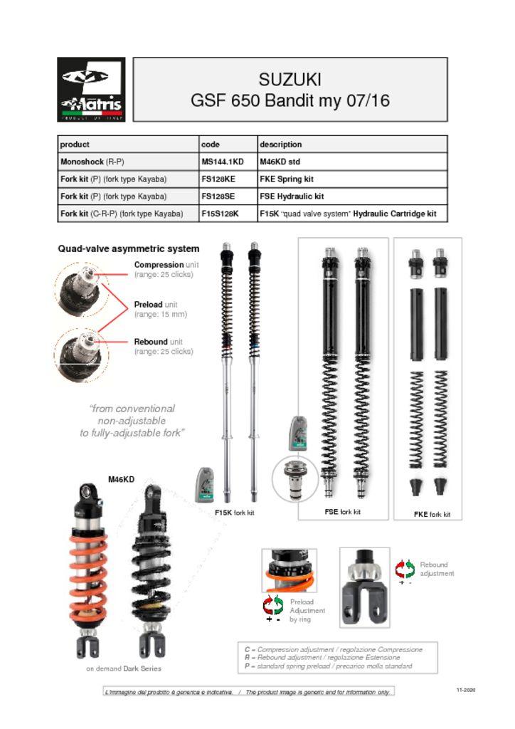 thumbnail of Suzuki GSF 650 Bandit 07-16 web