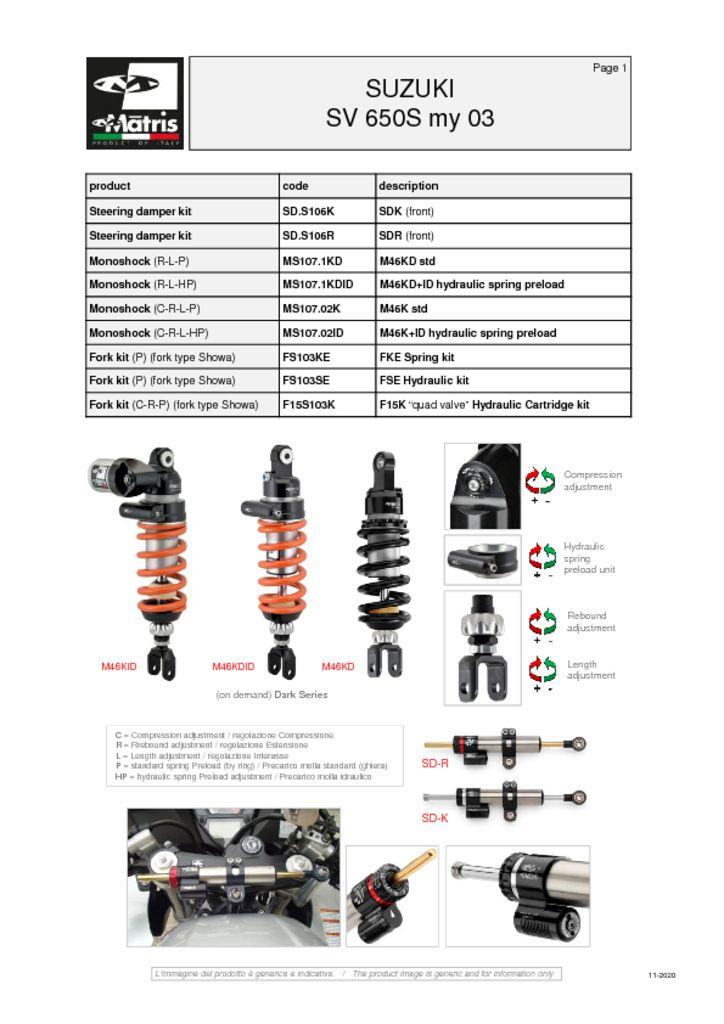 thumbnail of Suzuki SV 650S 03 web
