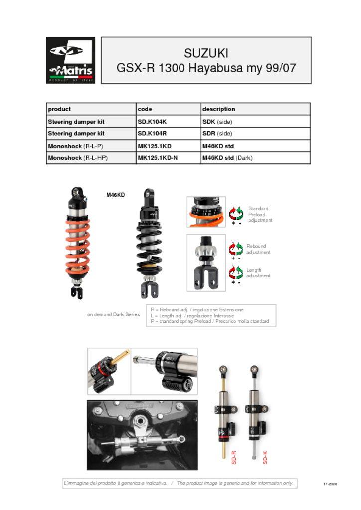 thumbnail of Suzuki GSX-R 1300 Hayabusa 99-07 web