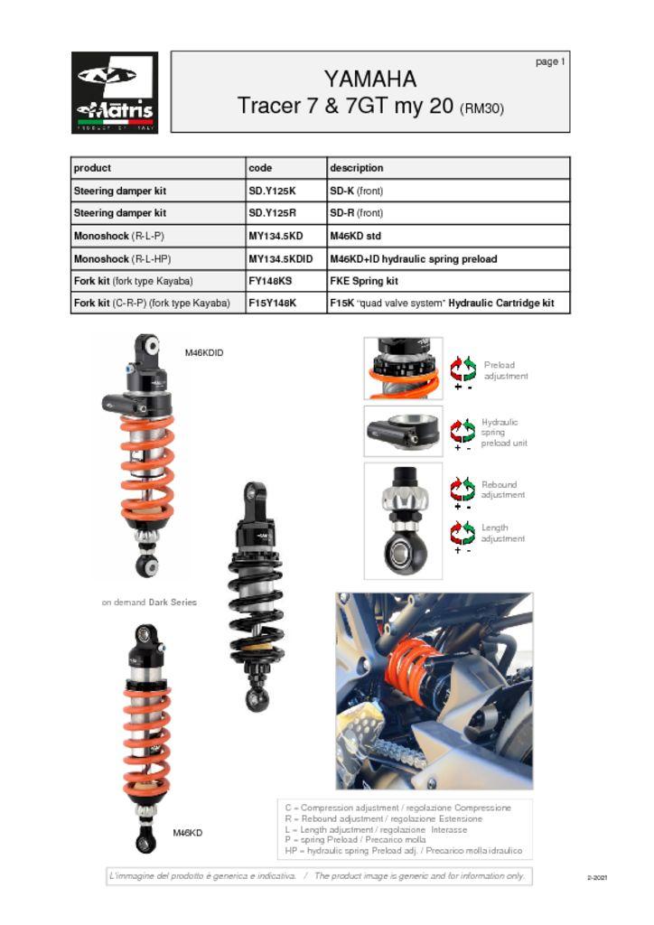 thumbnail of Yamaha Tracer 7 – 7GT 20 web