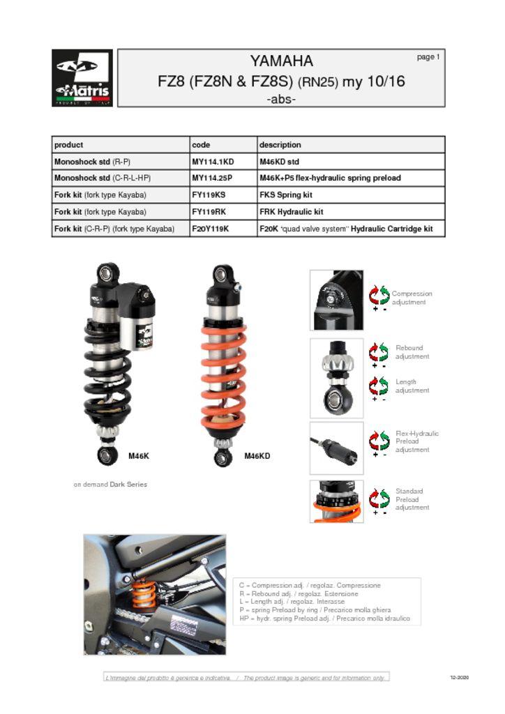 thumbnail of Yamaha FZ8 11-16 (abs) web