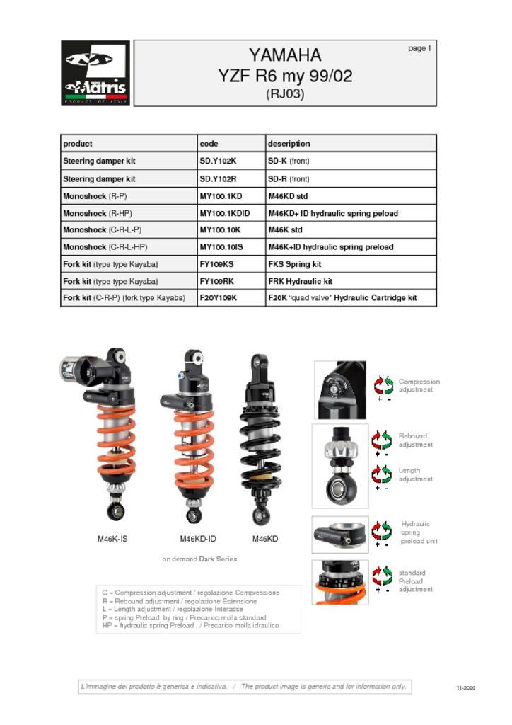 thumbnail of Yamaha YZF R6 99-02 web