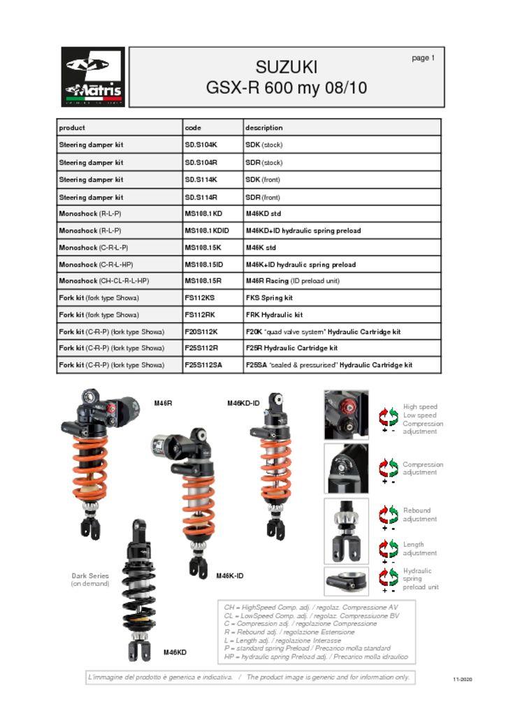 thumbnail of Suzuki GSX-R 600 08-10 web